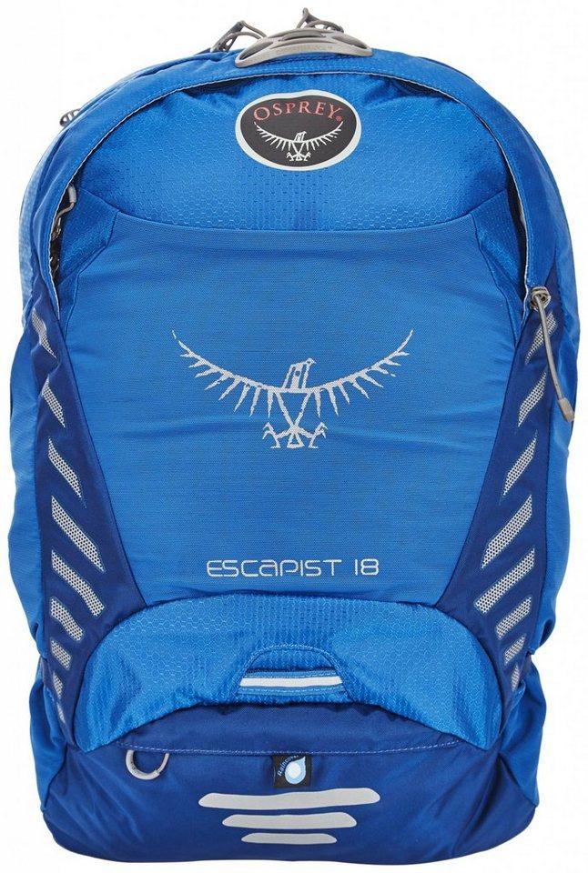 Osprey Fahrrad-Zubehör »Escapist 18 Backpack M/L«