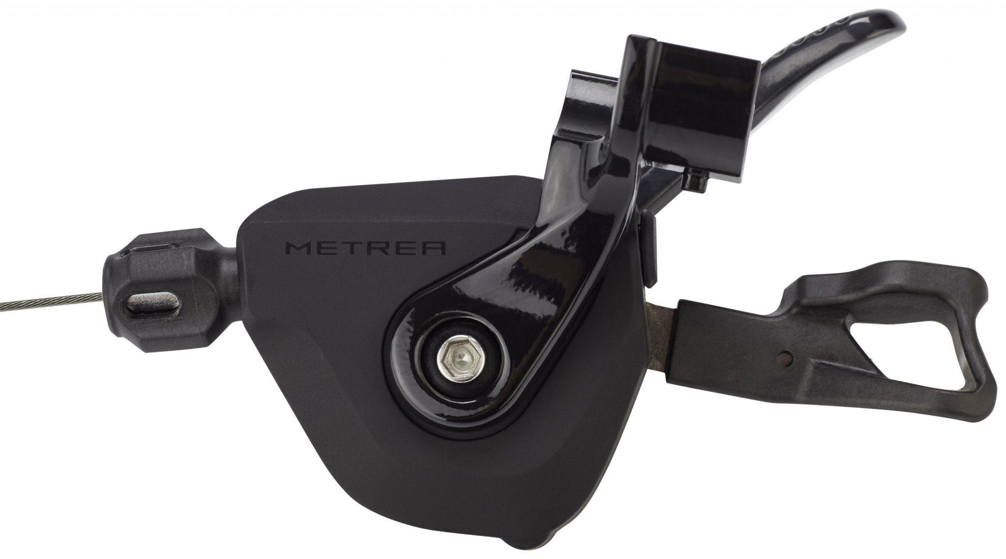 Shimano Schaltung »Metrea SL-U5000 Schalthebel 2-fach I-Spec II«