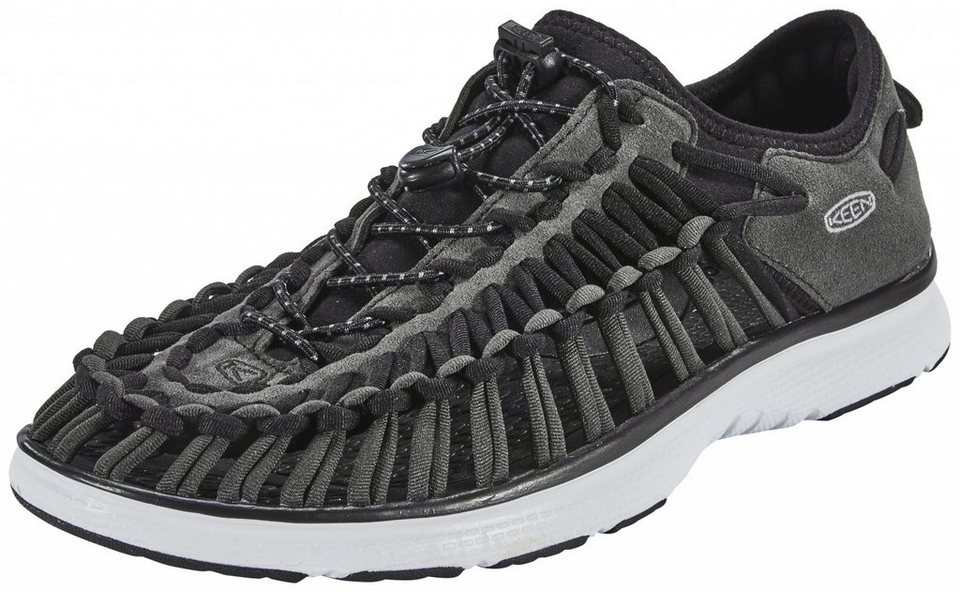 Keen Sandale »Uneek O2 Sandals Men« in schwarz