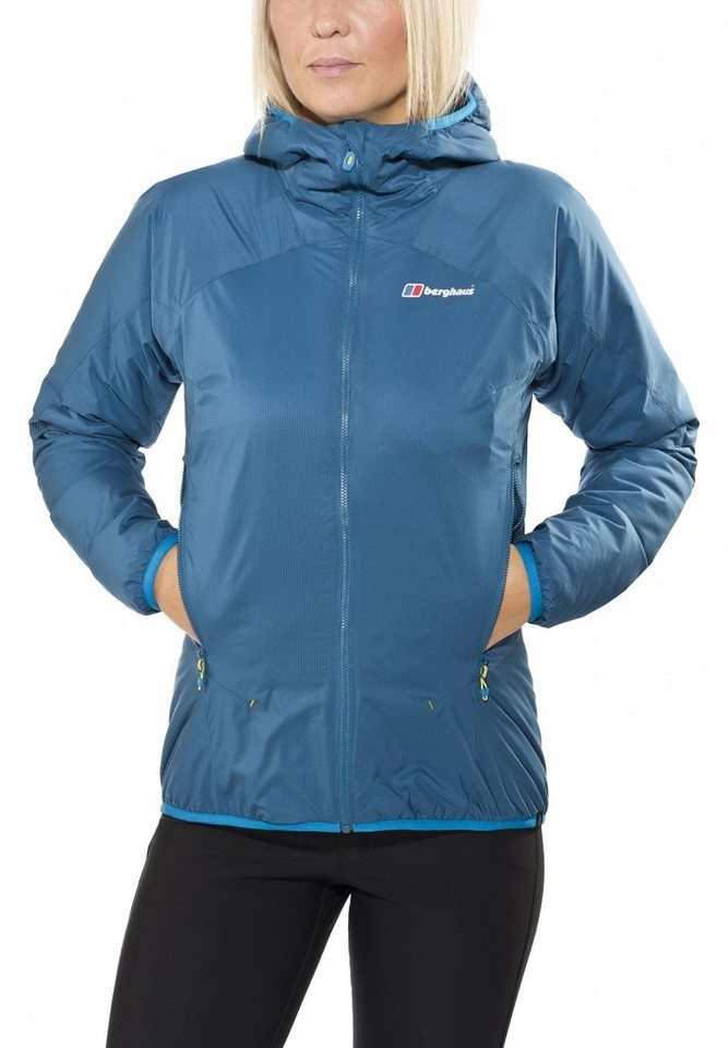 Berghaus Outdoorjacke »Reversa Jacket Women« in blau