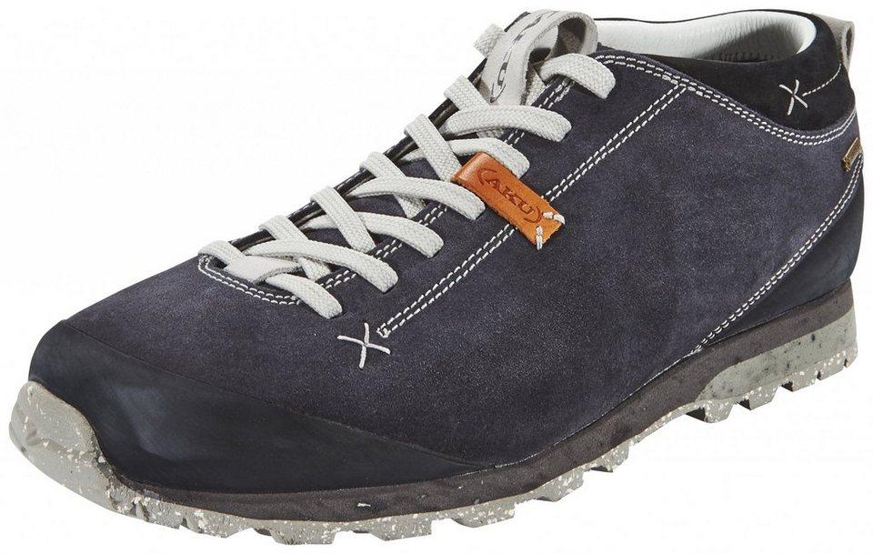 AKU Freizeitschuh »Bellamont Suede GTX Shoes Unisex« in grau