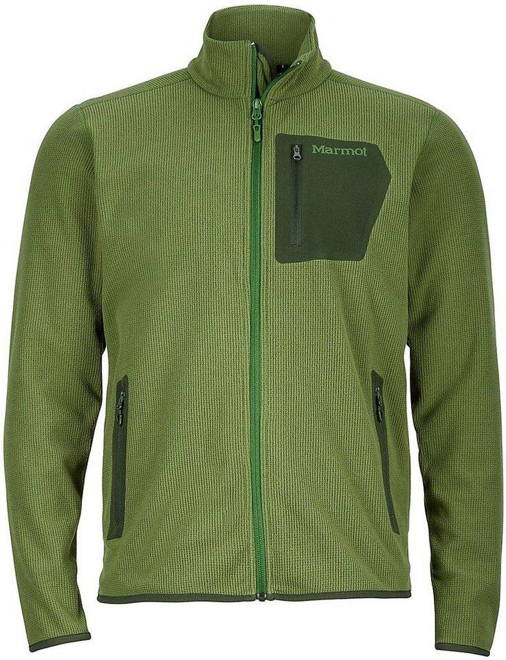 Marmot Outdoorjacke »Rangeley Jacket Men« in grün