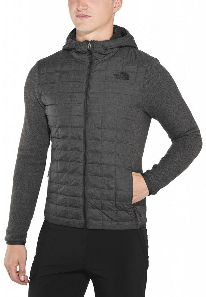 The North Face Outdoorjacke »ThermoBall Gordon Lyons Hoodie Men« in schwarz