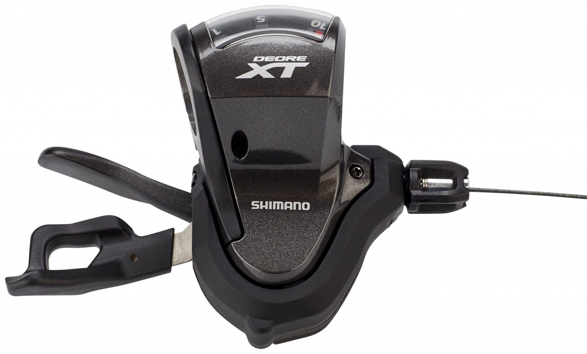Shimano Schaltung »Deore XT Trekking SL-T8000«