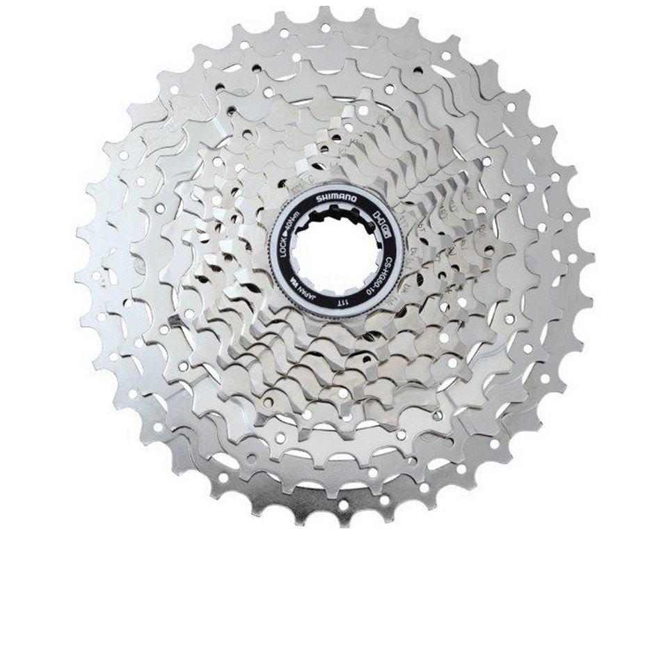 Shimano Fahrradkasetten »Deore CS-HG50 Kassette 10-fach«