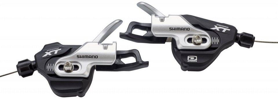 Shimano Schaltung »XT SL-M780 Schalthebel Set 2/3x10-fach«