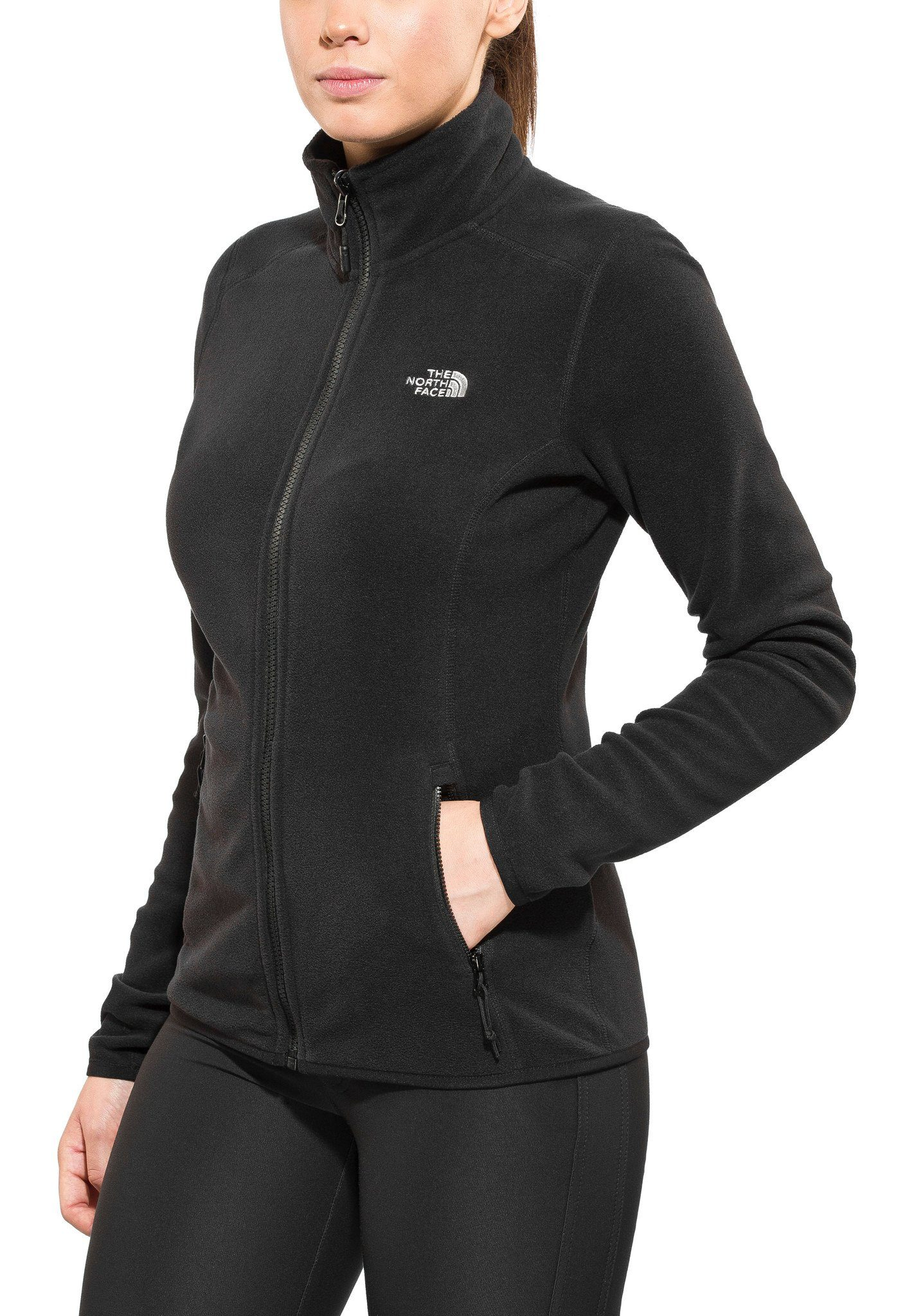 The North Face Outdoorjacke »100 Glacier Full Zip Women«