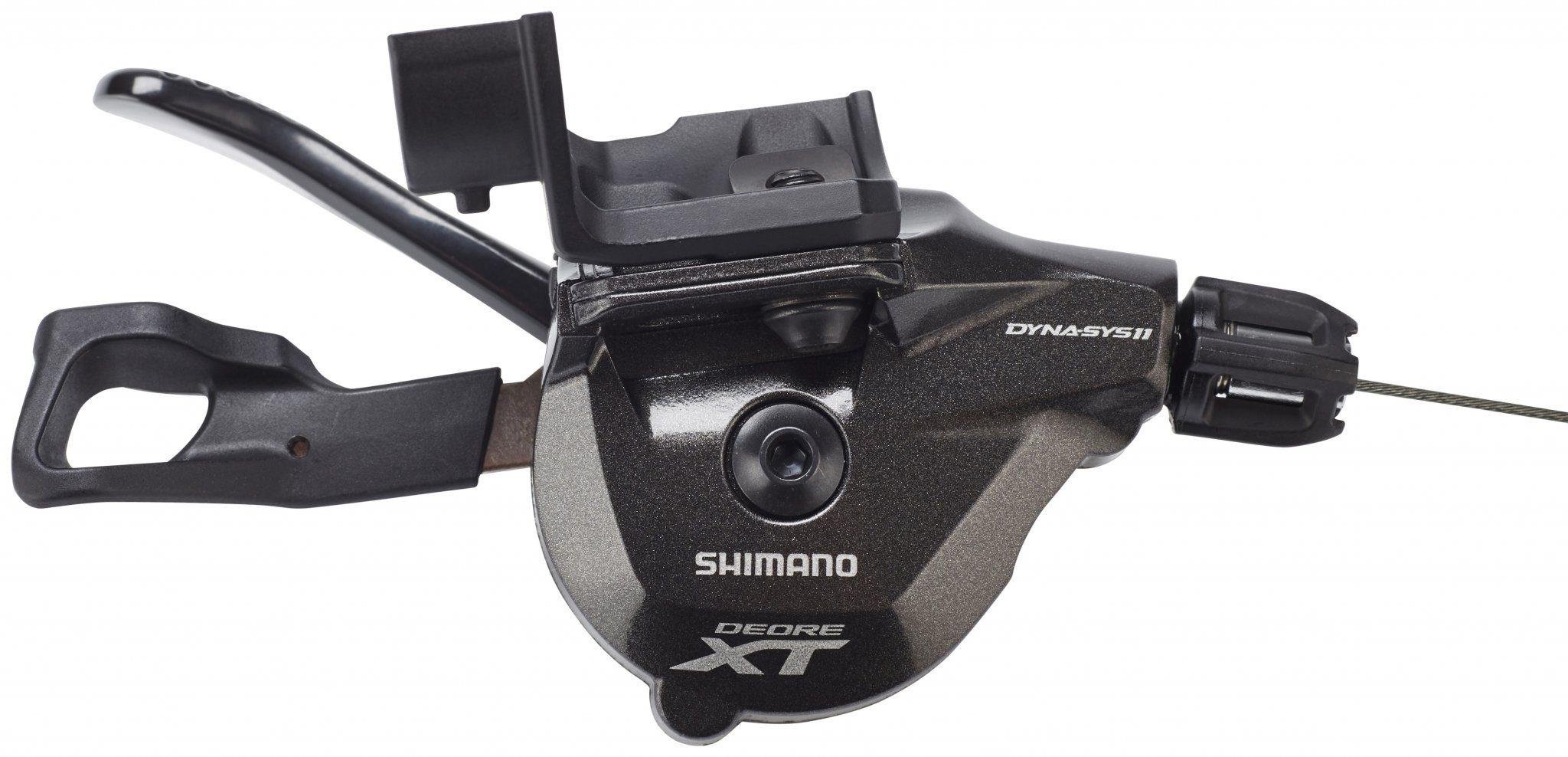 Shimano Schaltung »Deore XT SL-M8000 Schalthebel I-Spec II 11-fach«