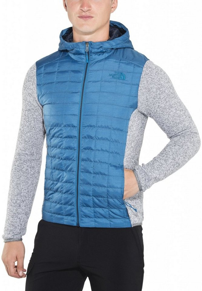 The North Face Outdoorjacke »ThermoBall Gordon Lyons Hoodie Men« in blau