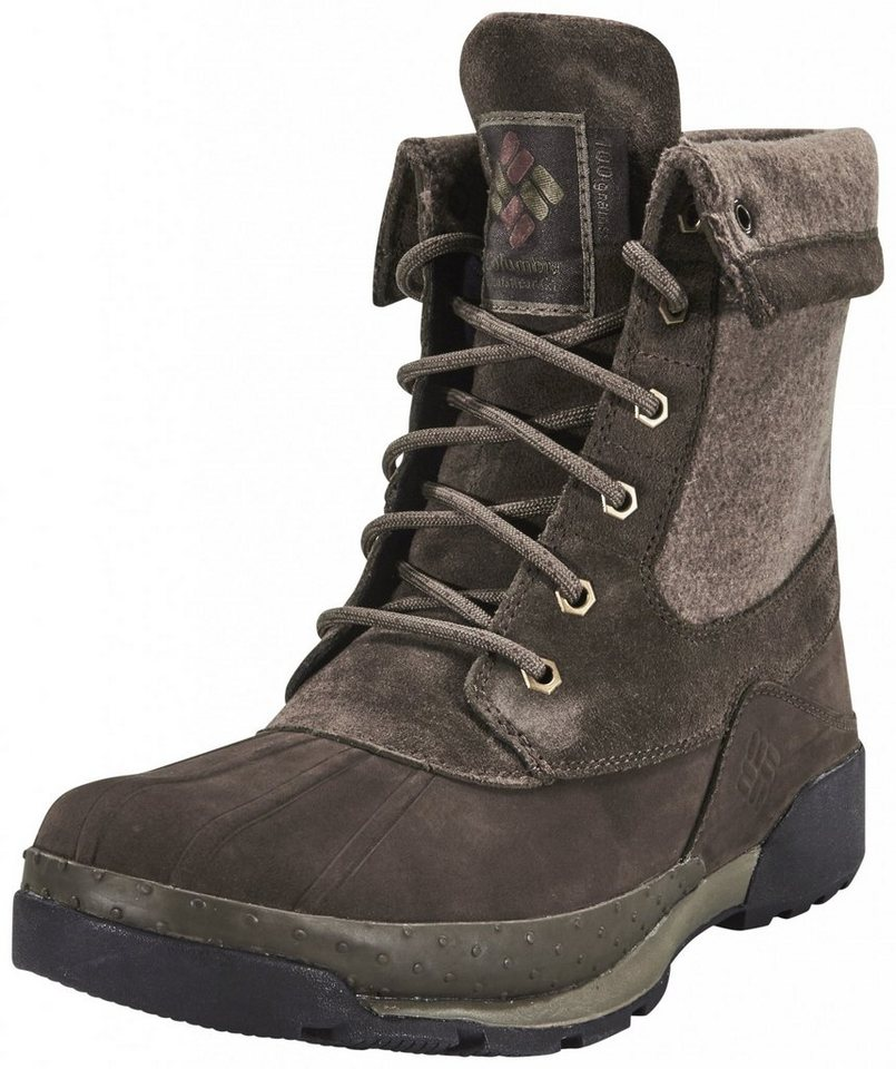 Columbia Stiefel »Bugaboot Original Tall Omni-Heat Men« in braun