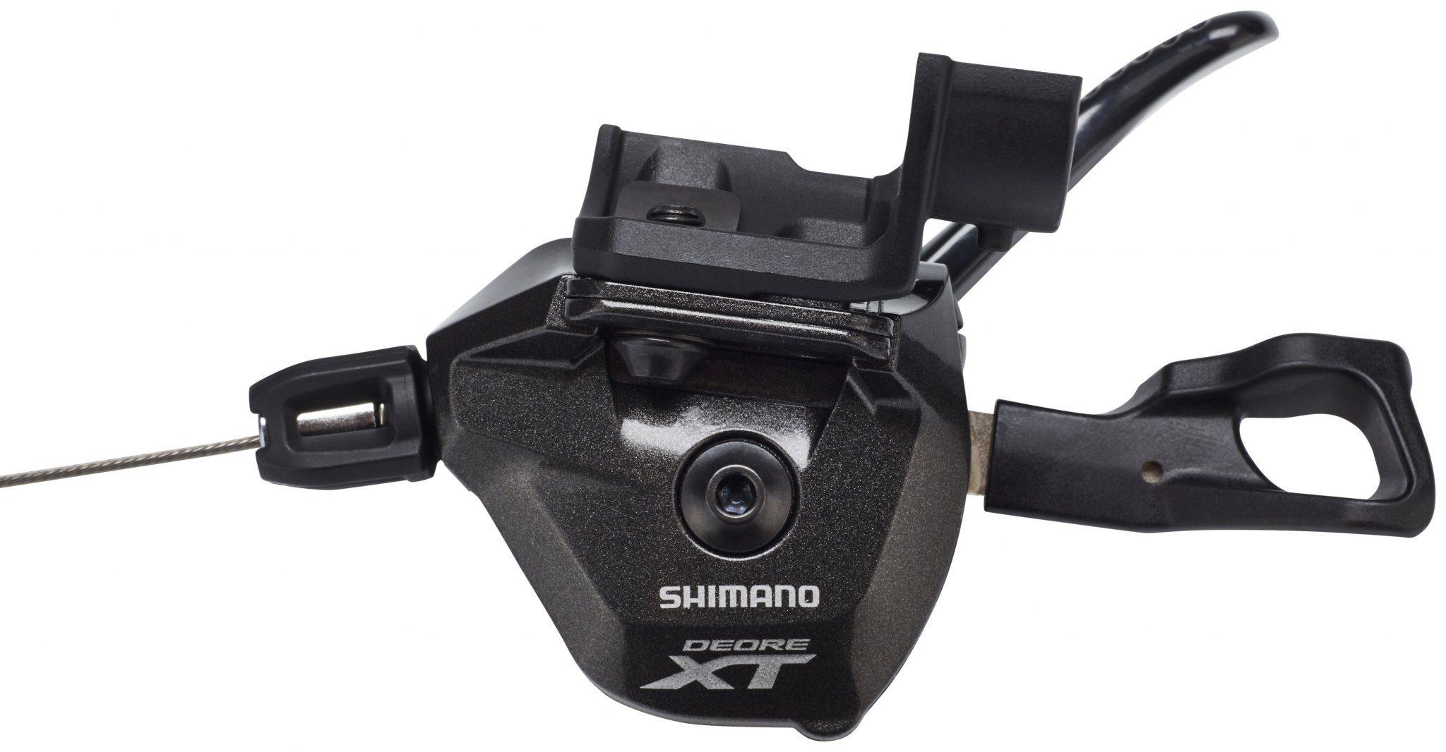 Shimano Schaltung »Deore XT SL-M8000 Schalthebel I-Spec II 2/3-fach«