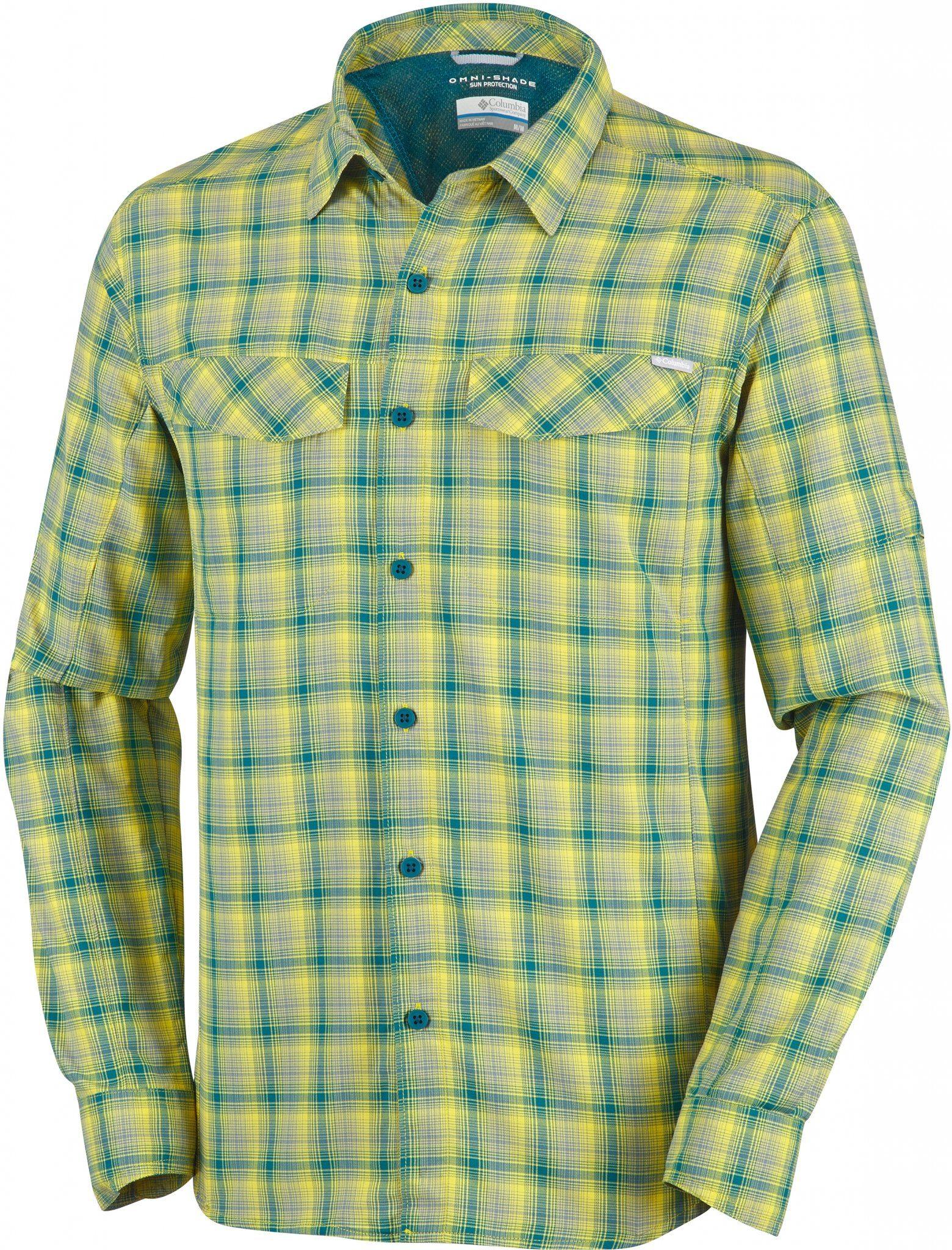 Columbia Hemd »Silver Ridge Plaid Long Sleeve Shirt Men«