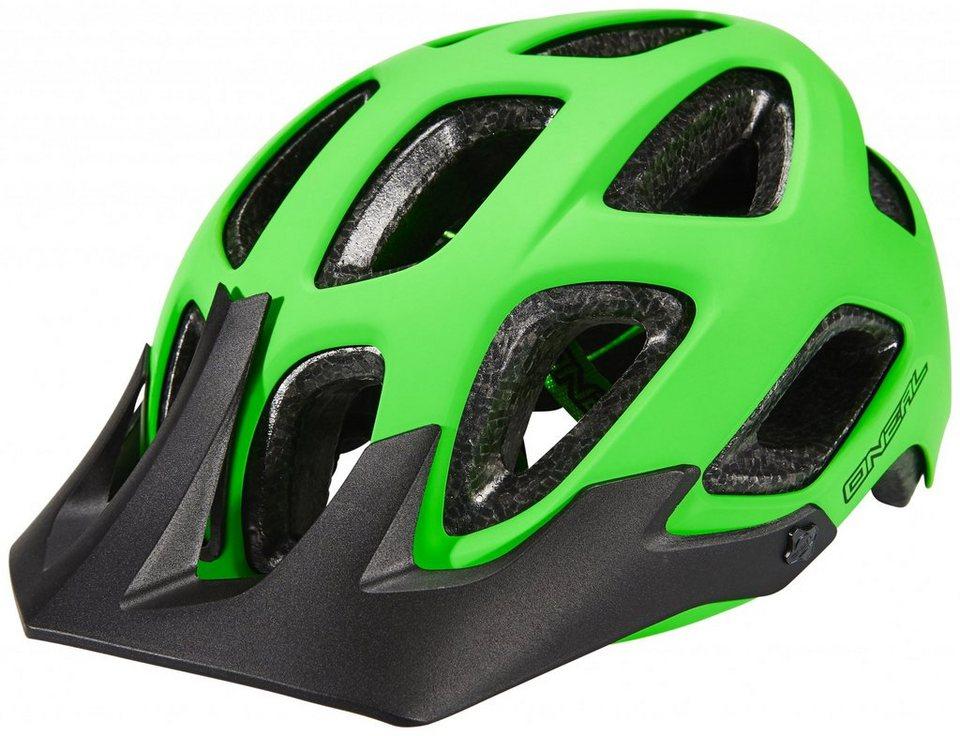 O'NEAL Fahrradhelm »Thunderball Helmet Solid« in grün