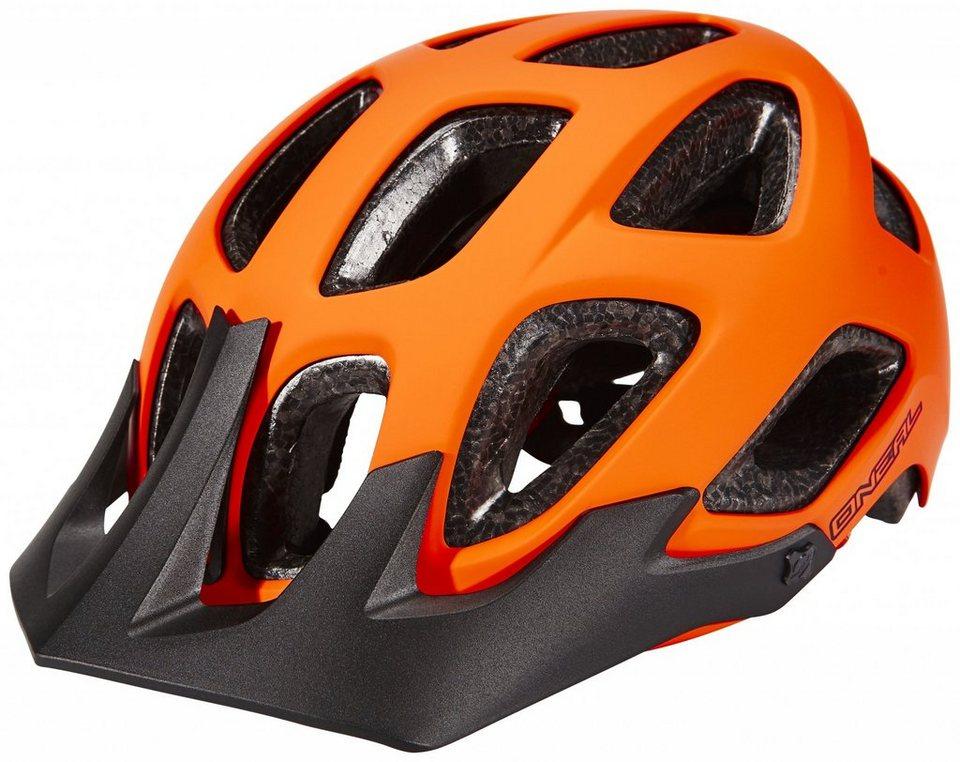 O'NEAL Fahrradhelm »Thunderball Helmet Solid« in orange