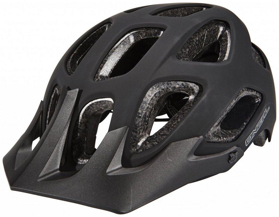 O'NEAL Fahrradhelm »Thunderball Helmet Solid« in schwarz