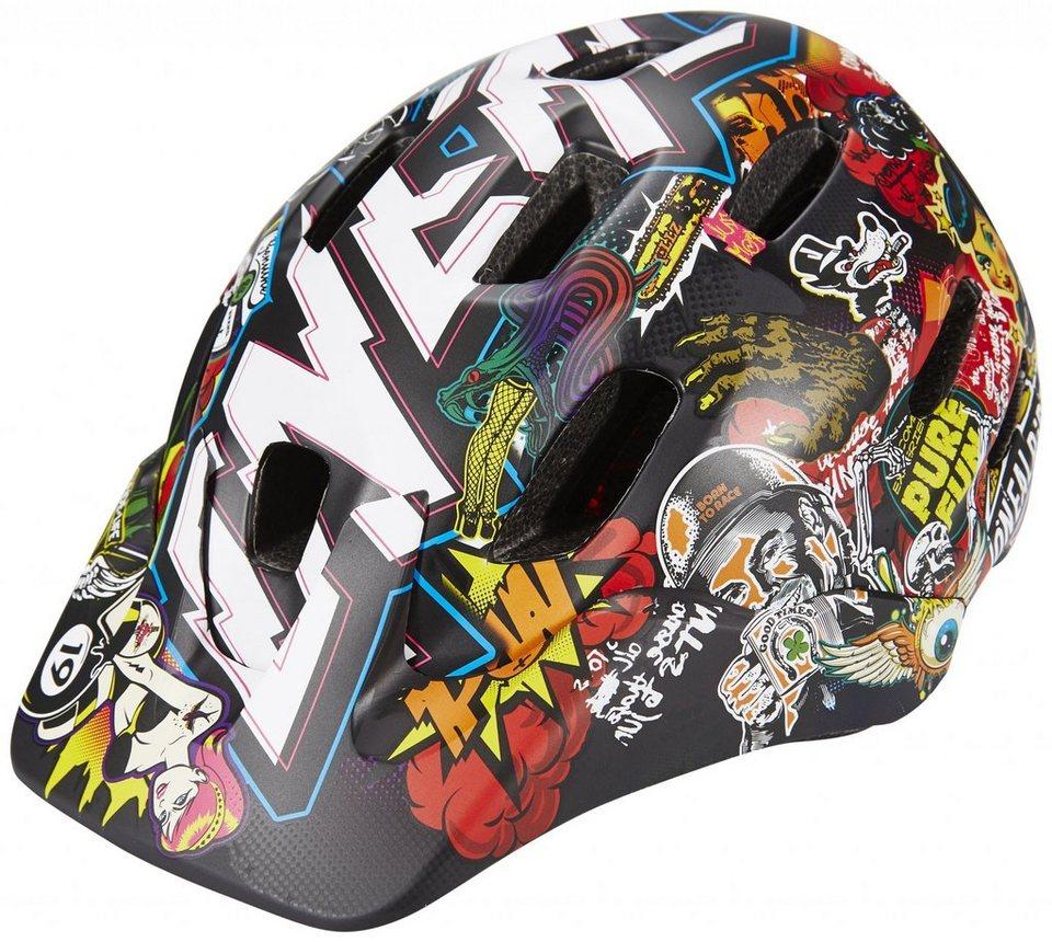 O'NEAL Fahrradhelm »Defender Helmet Crank« in bunt