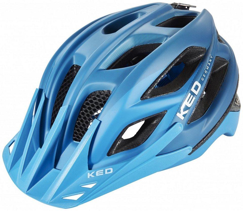 KED Fahrradhelm »Companion Helmet« in blau