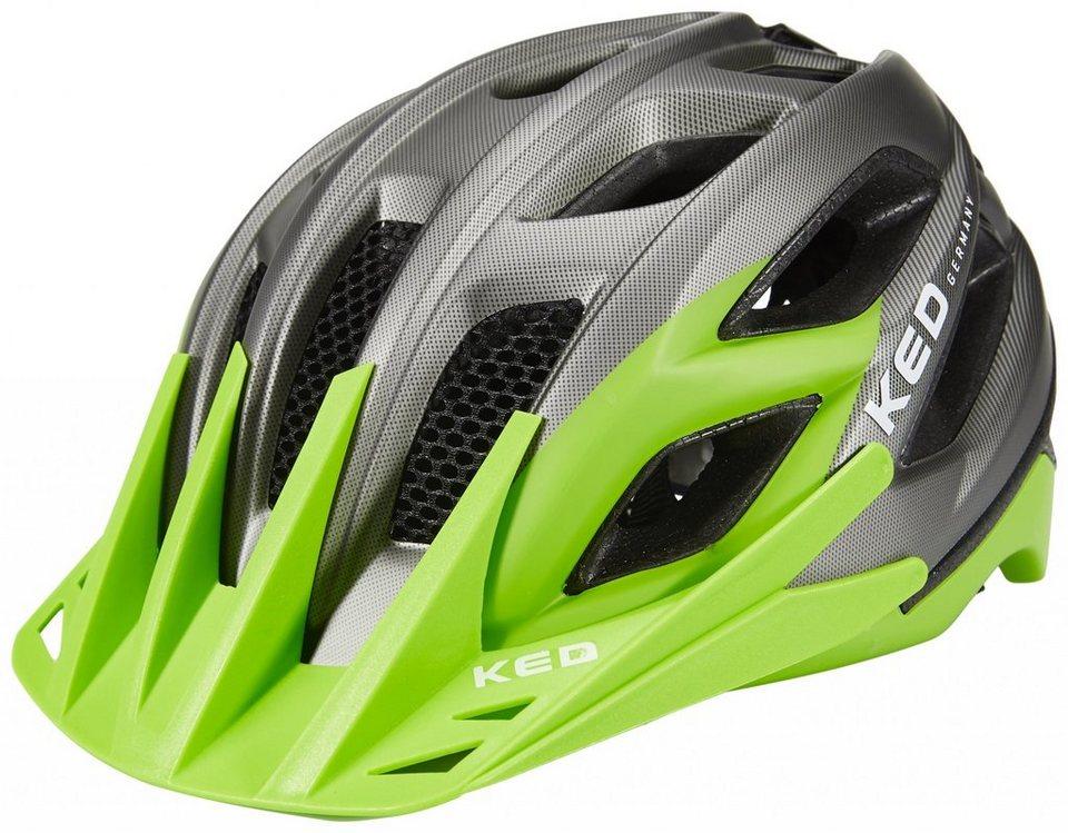 KED Fahrradhelm »Companion Helmet« in grau