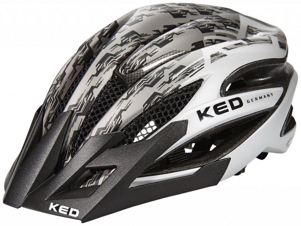 KED Fahrradhelm »Wayron PRO Helmet« in grau
