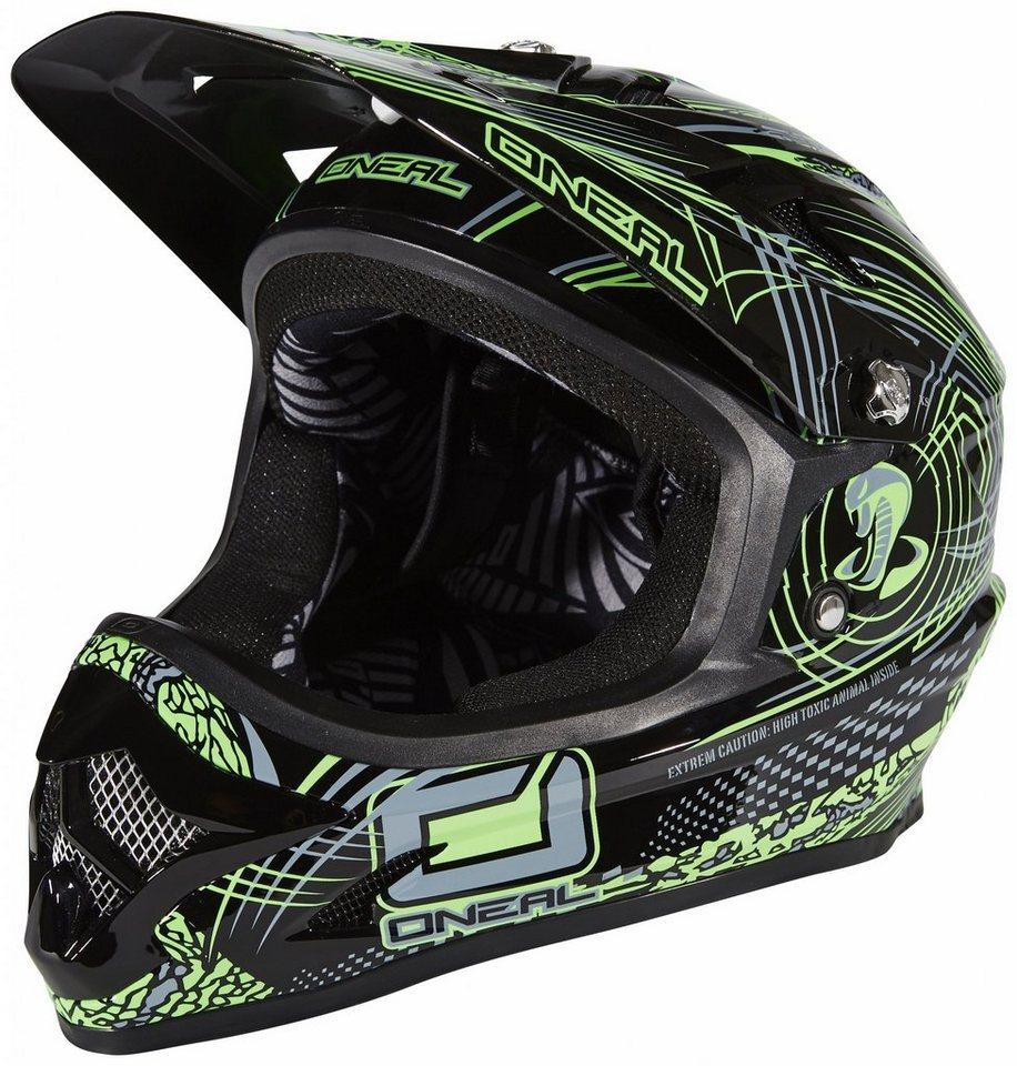 O'NEAL Fahrradhelm »Backflip Fidlock Helmet RL2 Venture« in schwarz
