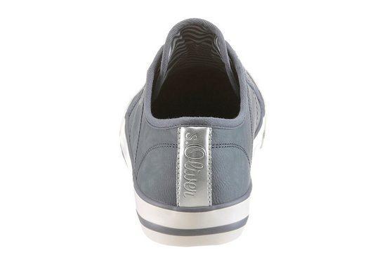 s.Oliver RED LABEL Sneaker, in schlichter Optik