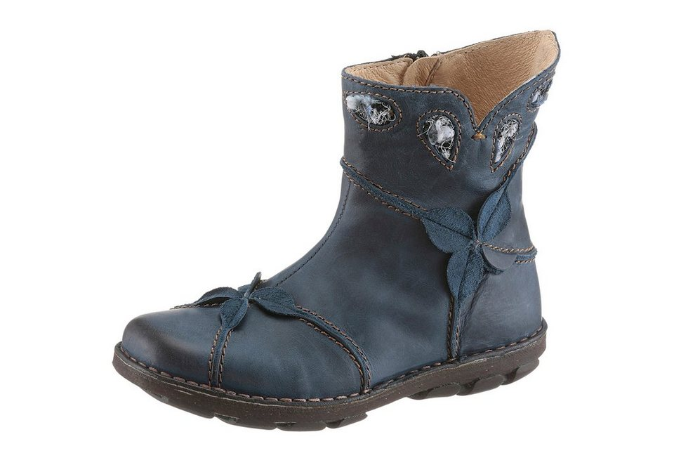 Rovers Sommerboots in jeansblau
