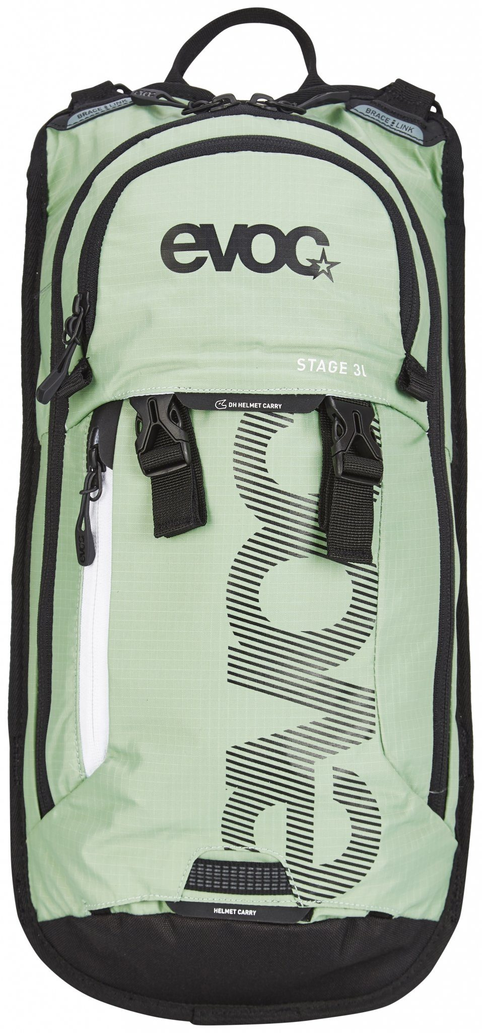 EVOC Rucksack »Stage Backpack 3 L + Hydration Bladder 2 L«
