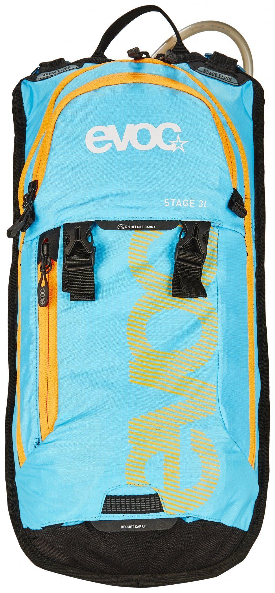 EVOC Rucksack »Stage Backpack 3 L + Hydration Bladder 2 L«