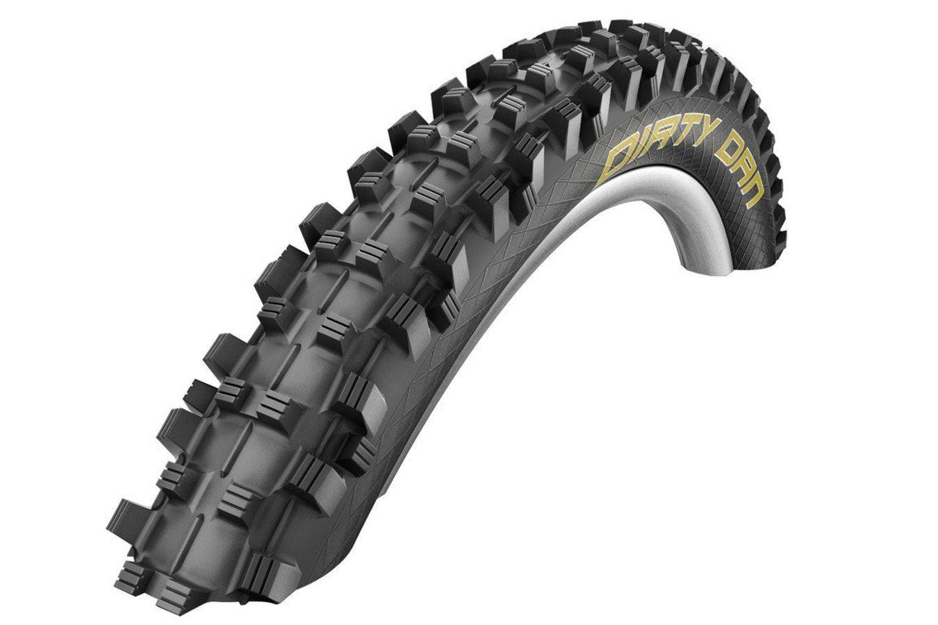 Schwalbe Fahrradreifen »Dirty Dan EVO 27.5 x 2.35 SuperG TLE VertStar«