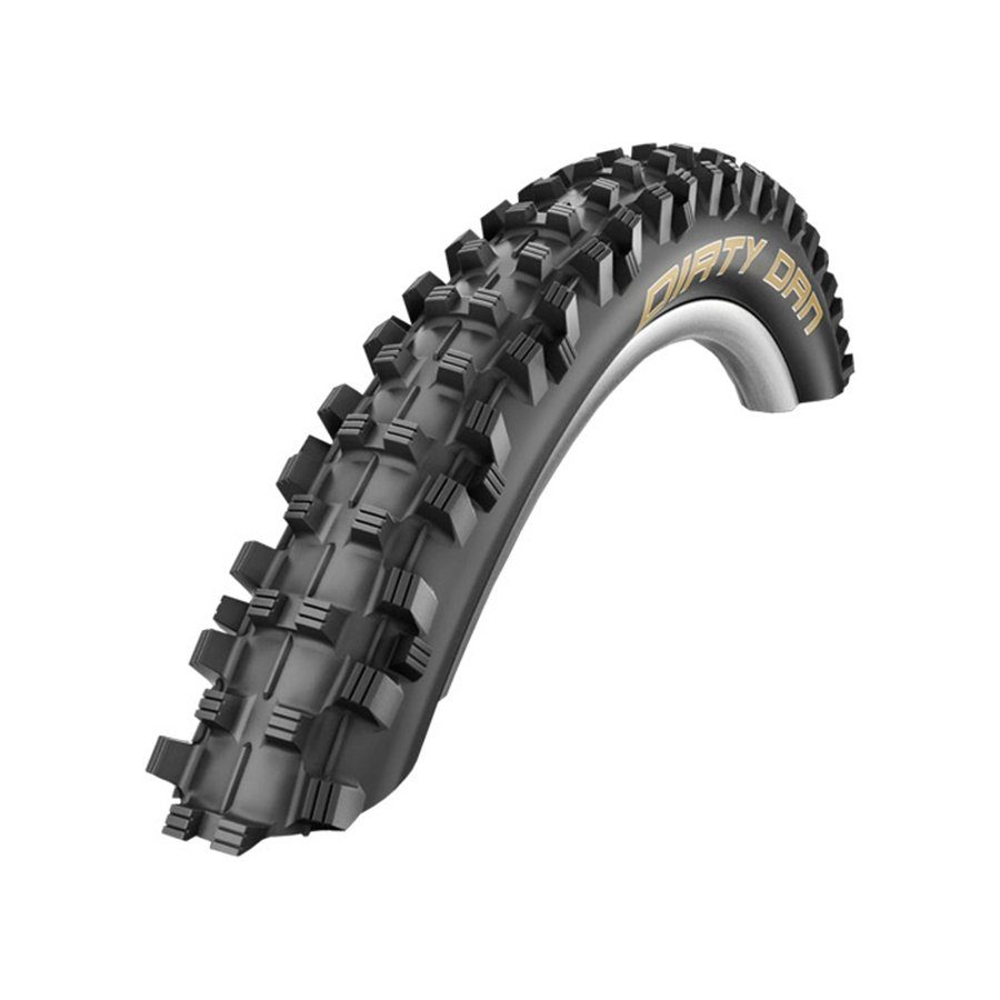 Schwalbe Fahrradreifen »Dirty Dan EVO 26 x 2.35 SuperG TLE VertStar«