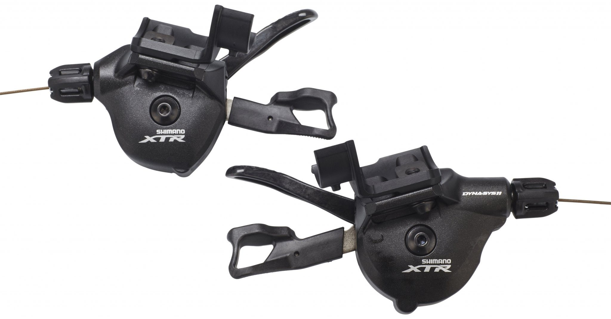Shimano Schaltung »XTR SL-M9000-I Schalthebel I-Spec 2/3x 11-fach«