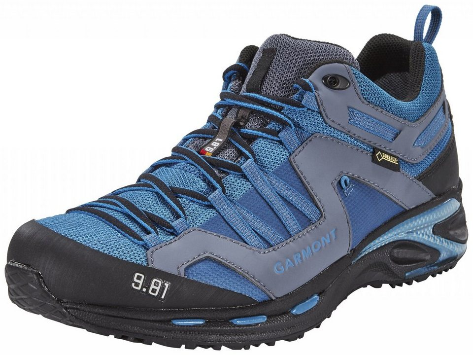 Garmont Runningschuh »9.81 Trail Pro GTX Shoes Men« in blau