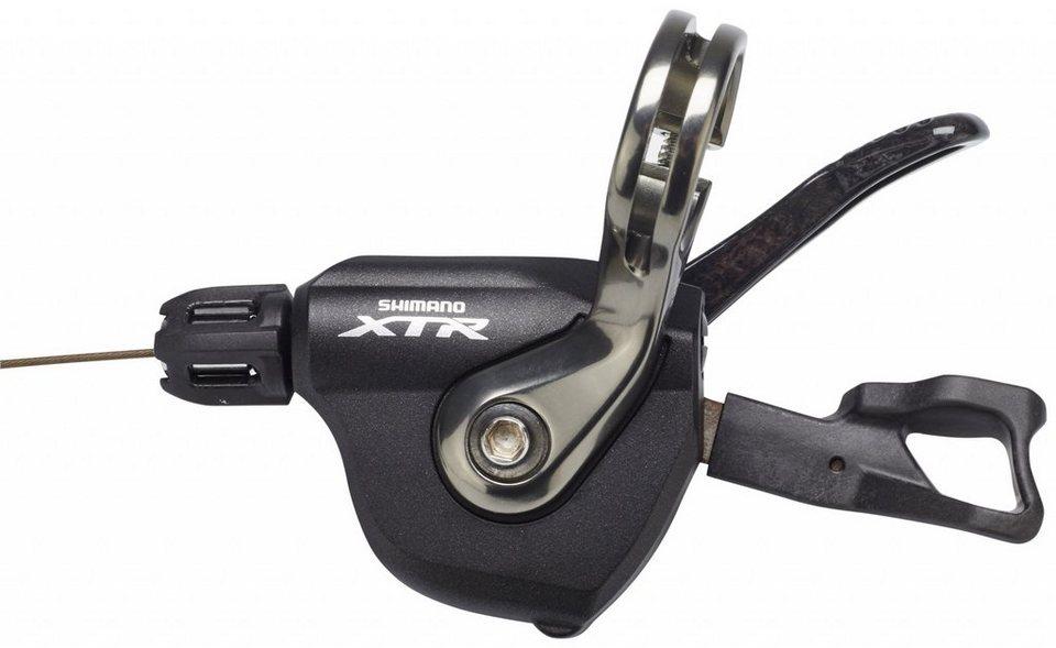 Shimano Schaltung »XTR SL-M9000 Schalthebel 2/3-fach links«