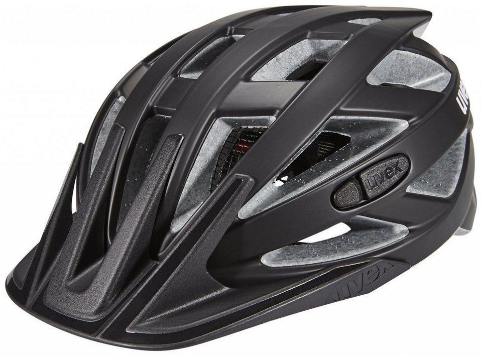 UVEX Fahrradhelm »i-vo cc Helm« in schwarz