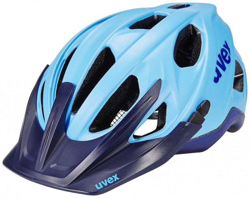 UVEX Fahrradhelm »stivo cc Helm« in türkis