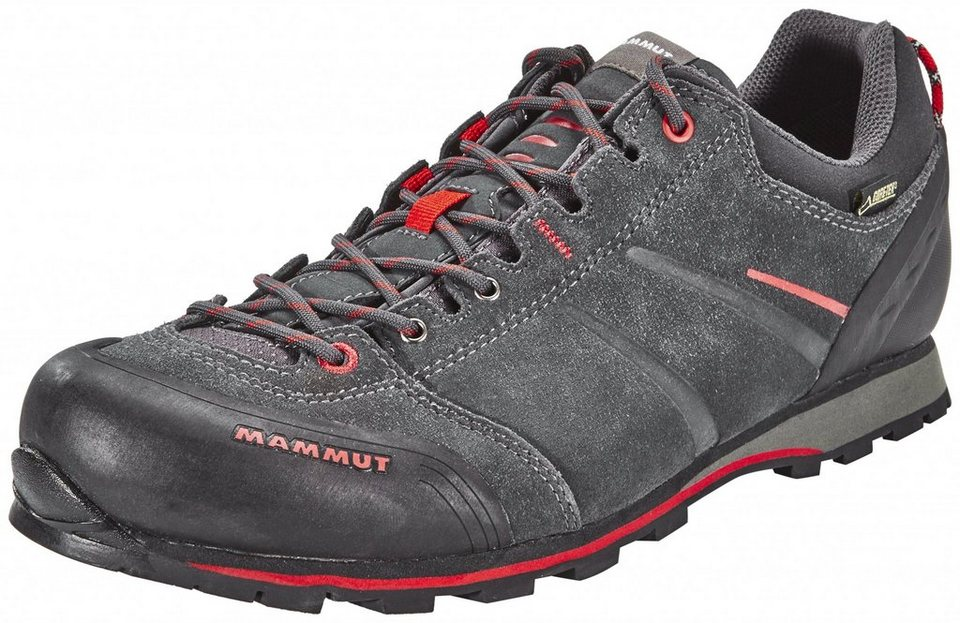 Mammut Kletterschuh »Wall Guide Low GTX Shoes Men« in grau