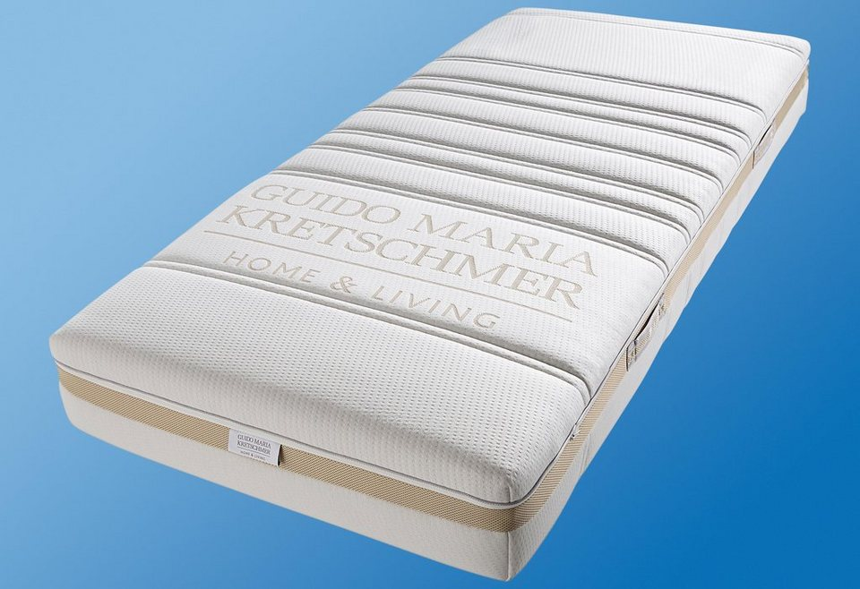 Taschenfederkernmatratze, »Body Premium TFK«, GMK Home & Living
