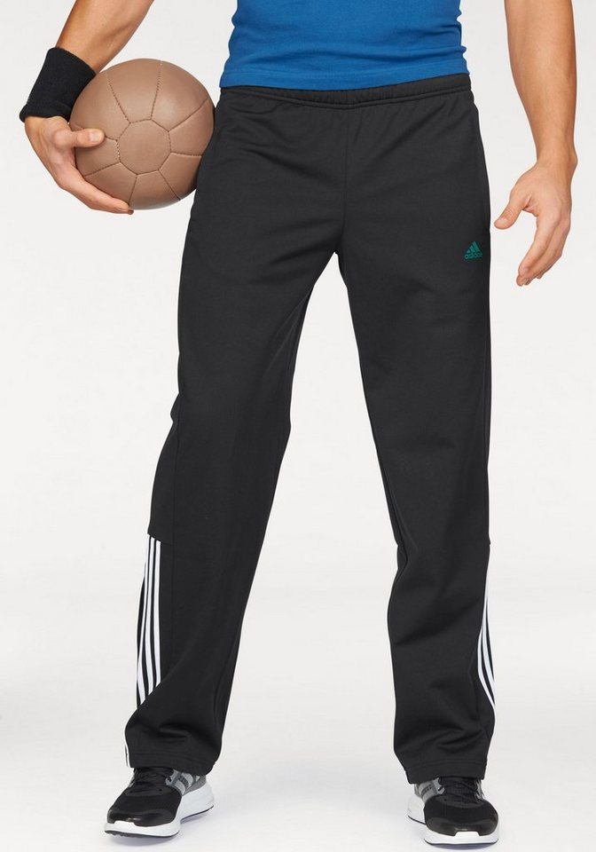 adidas Performance Sporthose »REGULAR COMFORT PANT 1.0« in schwarz