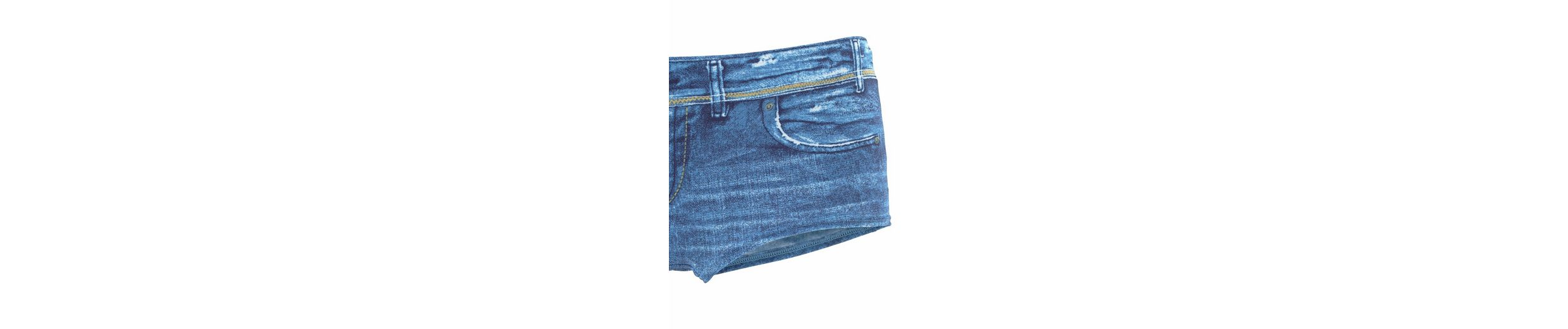 Bade Jeans KangaROOS KangaROOS Bade Optik angesagter Hotpants in q14pREn