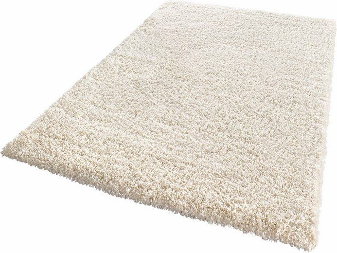 Hochflor-Teppich »Venice«, MINT RUGS, rechteckig, Höhe 45 mm