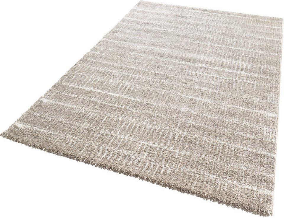 Teppich, Mint Rugs, »Nova«, gewebt in grau