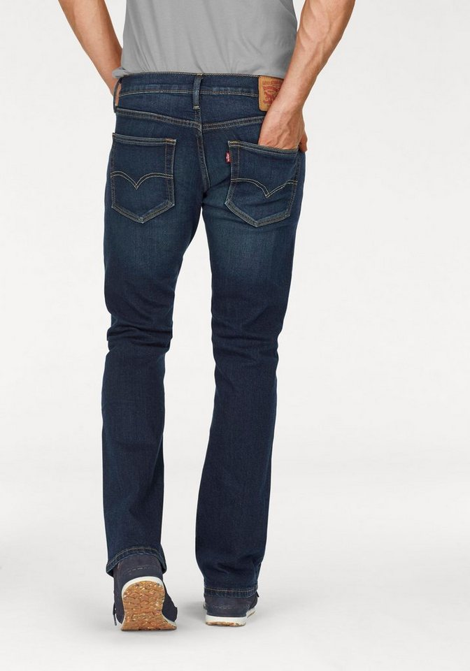 Levi's® Bootcut-Jeans »527™« in california-everlasting