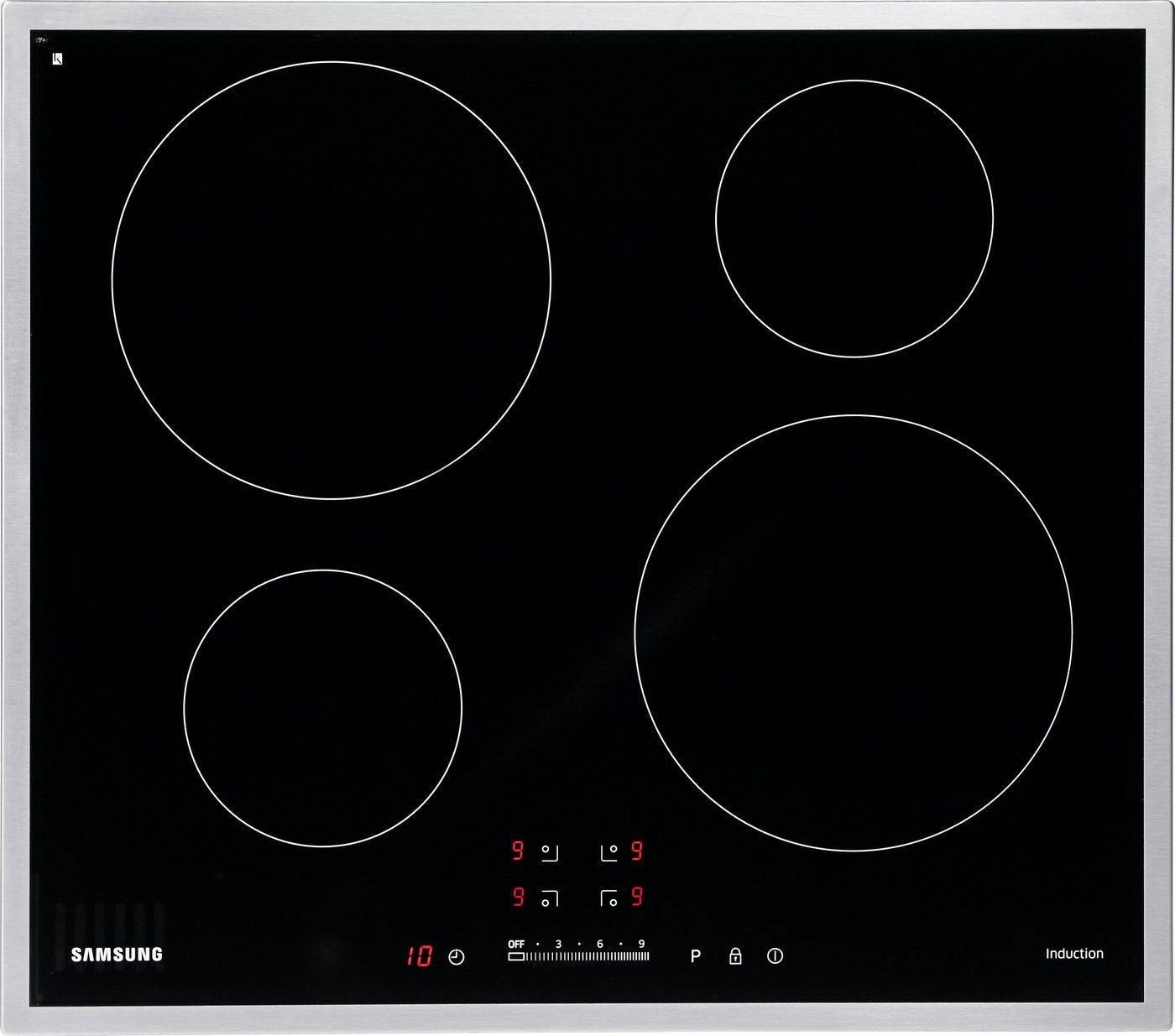 Samsung Induktions-Kochfeld NZ64H37075K/EG, mit Gartimer - Samsung