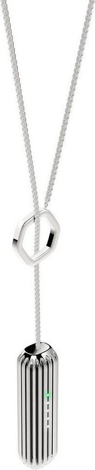 fitbit Ersatz-/Wechselkette »Kette für Flex 2« in Silber