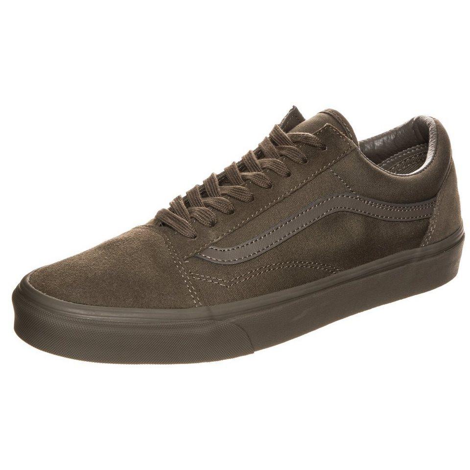 VANS Old Skool Sneaker in oliv