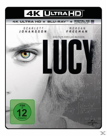 Blu-ray »Lucy - 2 Disc Bluray«
