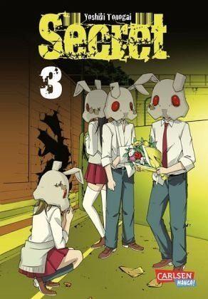 Broschiertes Buch »Secret, Band 3«