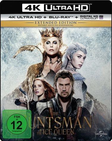 Blu-ray »The Huntsman & the Ice Queen (4K Ultra HD)«