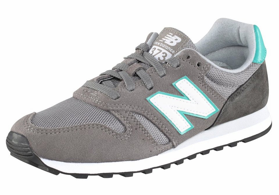 New Balance »WL373« Sneaker in grau-mint