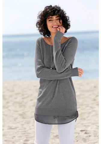 BOYSEN'S Пуловер длинный